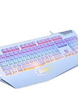 Dareu usb clavier à clavier filaire rétro-éclairé avec câble de 180 cm