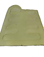 Camping Pad Rectangular Bag Single 15 Goose DownX65 Camping / Hiking Keep Warm Camping & Hiking