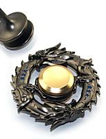 Fidget Spinner Inspiré par Overwatch Annie Manga Accessoires de Cosplay Alliage de zinc