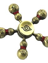 Fidget Spinner Inspirado por Naruto Hokage Anime Acessórios para Cosplay Liga de Zinco