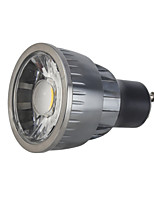 5W LED Spotlight 1 COB 550 lm Warm White Cool White Dimmable AC 110/220 V 1 pc
