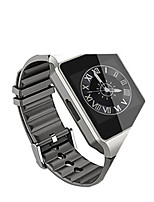Men's Smart Watch Fashion Watch Digital Water Resistant / Water Proof Alloy Band Black Brown Grey