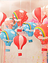 Hot Air Balloon 12-Inch/ 30CM Hot Air Balloon Paper Lanterns For Wedding Festival Party Decor
