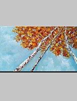Large Size Hand-Painted Knife Oil Paintings On Canvas Modern Abstract Wall Art Picture For Home Decoration No Frame