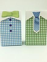 50 Pezzo/Set Porta-bomboniera-Altro Carta Confezioni regalo