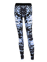 Women's Running Pants Fitness, Running & Yoga Quik Dry Sports Tights forYoga Running/Jogging Camping / Hiking Exercise & Fitness Everyday