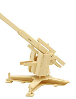 Jigsaw Puzzles DIY KIT 3D Puzzles Metal Puzzles Building Blocks DIY Toys Others Natural Wood