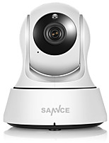 SANNCE® 2.0 MP 1080P HD IP Camera WIFI Night Motion Detection P2P Remote Access 2 Way Audio Baby Monitor