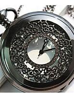 Муж. Карманные часы С автоподзаводом сплав Группа Винтаж Коричневый