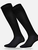 Простой Спортивные носки Детские Носки Все сезоны Противозаносный Износоустойчивый Хлопок Футбол