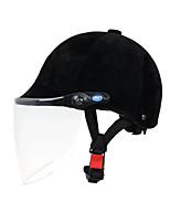 Mezzo casco Adattabile Compatta Traspirabile Migliore qualità Sportivo ABS Caschi Moto