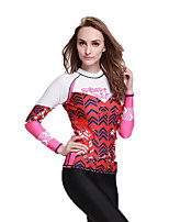 South Korea Diving Suits Split Pants Diving Suits Outdoor Surf Suits Sunscreen Swimsuit Quick New Digital Printing