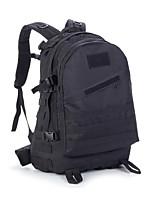 Unisex Sports & Leisure Bag Nylon All Seasons Casual Outdoor Camping & Hiking Climbing Round Zipper Dark Brown Black Green Brown Blue