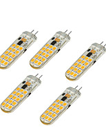 4.5W Luces LED de Doble Pin T 30 SMD 2835 350-450 lm Blanco Cálido Blanco Fresco V 1 pieza
