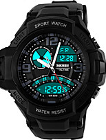 Smart watch Resistente all'acqua Long Standby Sportivo Multiuso Cronometro Allarme sveglia Calendario Due fusi orari Cronografo OtherNo