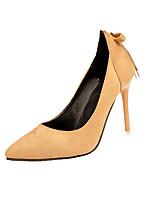 Women's Heels Formal Shoes Comfort Fabric Fall Wedding Party & Evening Dress Walking Formal Shoes Comfort Rhinestone Stiletto HeelRuby