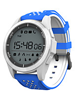 F3 Outdoor Sports Smart Watch Waterproof 30 m Underwater Altitude Display Bluetooth 4.0