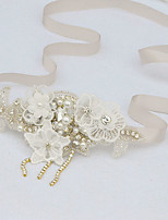 Yuxiying  Wedding  Wrist Corsages Hand-made Bracelet  Hand Lace Pearl Bracelet