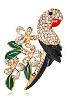 Women's Girls' Brooches Euramerican Handmade Fashion Alloy Jewelry For Special Occasion Event/Party Daily Casual