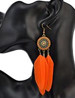 Mujer Pendientes colgantesDiseño Básico Diseño Único Geométrico Amistad Rock Las formas múltiples de desgaste Euramerican Gótico joyería