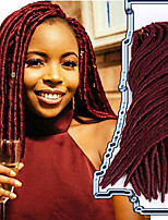 Crochet Goddess fauxlocs crochet braiding hair extension 1pack synthetic soft dread locs hair braids Faux Locs Crochet Hair Kanekalon extensions