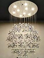 Lámparas Colgantes ,  Tradicional/Clásico Pintura Característica for LED MetalSala de estar Dormitorio Comedor Habitación de