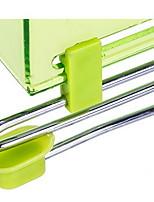 Fridge Preservation Shelf Layers Multi - use Shelf Efficient Use of Space Kitchen Ticable Box Random Color