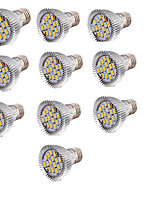 6W LED Spot Lampen 15 SMD 5630 700 lm Warmes Weiß AC 85-265 V