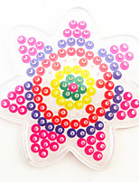 Набор для творчества Обучающая игрушка Пазлы Игрушки для рисования Новинки Цветы 6 лет и выше