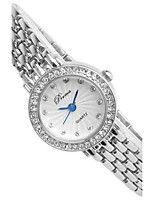 Women's Fashion Watch Unique Creative Watch Quartz Water Resistant / Water Proof Alloy Band Silver Gold