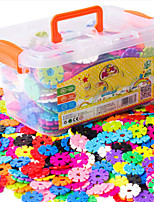 Jigsaw Puzzles 3D Puzzles Building Blocks DIY Toys Rectangular Hard plastic