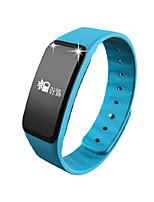 Bracelet d'ActivitéEtanche Longue Veille Calories brulées Pédomètres Enregistrement de l'activité Sportif Moniteur de Fréquence Cardiaque