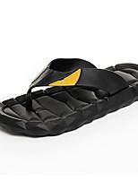 Men's Slippers & Flip-Flops Couple Shoes Light Soles  Spring Summer Casual  Flat Heel Black Walking Shoes
