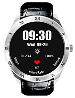 Smart watchCalorie bruciate Contapassi Video Controllo media Sportivo Monitoraggio frequenza cardiaca Distanza del monitoraggio GPS