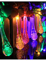 1 Article 2 Meter 20 Lamp Water Bubble Ball Lamp String/Water Drop Decorating Christmas Lights/LED Battery Lamp
