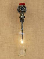 AC 100-240 110-120 3 G4 LED Rétro Rustique Bronze antique Fonctionnalité for LED Style mini Ampoule incluse,Eclairage d'ambianceApplique