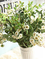 10 Branch Silk Lilac Tabletop Flower Artificial Flowers