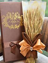 Casamento Dia Dos Namorados Ação de Graças Lembrancinhas & Presentes para Festas Caixas de Presente Flor Artificial FlorSeco Flôr