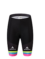 Cycling Padded Shorts Ladies' Female Bike Shorts Cycling Fluorescent Spandex Polyester Coolmax Cycling/Bike All Seasons
