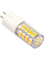 3W G4 LED Bulb Ceramic Chandelier 35 SMD 2835 AC/DC 12V for Wall Light / Spotlight 250 lm Warm/Cool White (1 pcs)