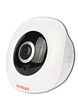 2mp hd 360 degré ip camera panoramique fisheye cctv wifi sans fil sécurité 1080p sd carte interphone