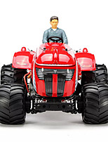 WLTOYS P949 1/10 Scale 2.4G RC 2WD Remote Control Tractor Strong Motor Max Speed 35Km/h Anti-Shock Buggy Car Off-Road