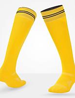 Simple Sport Socks / Athletic Socks Men's Socks All Seasons Anti-Slip Anti-Wear Tactel Soccer/Football