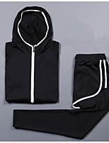 Femme Manches Longues Course / Running Survêtement Vêtements de Compression/Sous maillotCyclisme Camping & Randonnée Fitness, course et