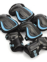 Adult Protective Gear Knee Pads + Elbow Pads + Wrist Pads for Skateboarding Inline Skates Longboards Eases pain Breathable 6 pack Outdoor
