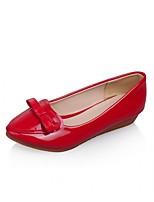 Для женщин Мокасины и Свитер Удобная обувь Оригинальная обувь Синтетика Дерматин Полиуретан Лето ОсеньСвадьба Для праздника Для вечеринки
