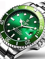 Homens Relógio Esportivo Relógio Elegante Relógio de Moda Relógio de Pulso Único Criativo relógio Relógio Casual Chinês QuartzoCalendário