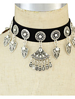 Choker Necklaces Women's Vintage Pendant  Fashion Daily Party Business  Movie Jewelry