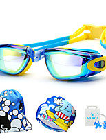 Swimming Goggles Swimming Goggles Silica Gel Yellow Red Blue White Pink