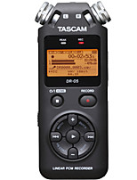 TASCAM DR-05 Digital Voice Recorder Linear PCM Recorder Micro Movie Recording HIFI Player 4GB